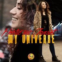 Hectic, Janset, Eye Ark, K Man - My Universe