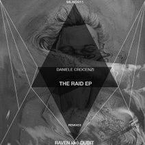 Daniele Crocenzi, Raven, Dubit - The Raid EP