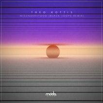 Black Loops, Theo Kottis - Misunderstood (Black Loops Remix)