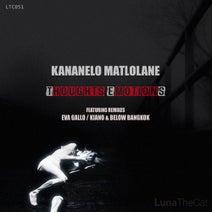 Kananelo Matlolane, Exa Gallo, Below Bangkok, Kiano - Thoughts Emotions