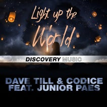 Dave Till, Junior Paes, Codice - Light Up The World