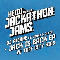 DJ Pierre, Vonny & Clyde, Tuff City Kids - Time to Jack EP