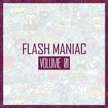 La Bouche, Pascal D Mann, MC Sar, The Real McCoy, Londonbeat, Randy Bush, Definition Of Joy, Franky Fonell, Gillette, M People - Flash Maniac, Vol. 01