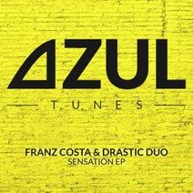 Franz Costa, Drastic Duo - Sensation EP