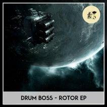 Drum Boss - Rotor EP