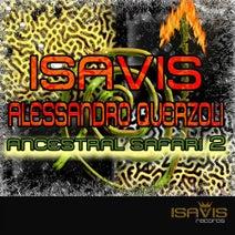 IsaVis, Alessandro Querzoli - Ancestral Safari 2 (Alessandro Querzoli Live Percussion Mix)
