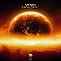Manu Riga - Fires In The Sky