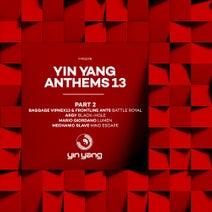 Bagagee Viphex13, Frontline Ants, Argy (UK), Mario Giordano, Mechanic Slave - Yin Yang Anthems 13 - Part 2