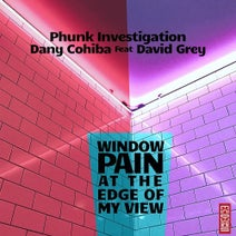 Phunk Investigation, Dany Cohiba, David Grey - Window Pain At The Edge Of My View