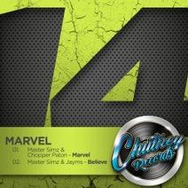Master Simz, Chopper Paton, Jayms - Marvel EP