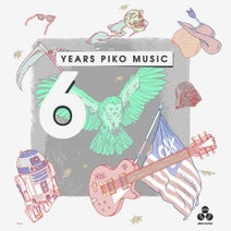 Pharazing, AgainstMe, Jody Cottier, Paulo Foltz, Highjacks, Iulianus, Chappier, Martin Kremser, Raphael Mader, Tesla, Paale, Paale, Eric Rose, Dub Recycle, Biskuwi - 6 Years Piko Music