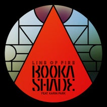 Booka Shade, Tube & Berger, 9 Squares - Line of Fire