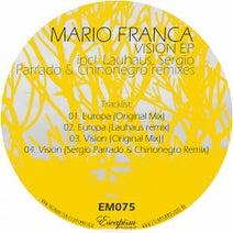Mario Franca, Lauhaus, Sergio Parrado, Chinonegro - VISION EP