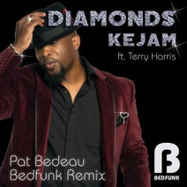 Pat Bedeau, Kejam, Terry Harris - Diamonds