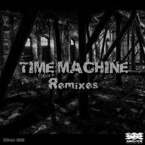 Lars Huismann, Tomo Hachiga, Do Shock Booze, Eniac, Shinichiro Imanari - Time Machine Remixes