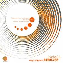 Jossie Telch, Human Element, MYDA, Digital Committee - Evolving Remixes