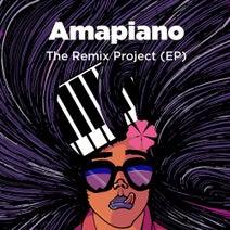 DJ Wonder, Fey, Emza, Dj Sox, DJ Sonic (SA), Bhizer, C_Sharp, Biggie, Funky Qla, DJ Websta - Amapiano The Remix Project (E.P.)