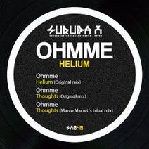 Ohmme, Marco Marset - Helium Ep