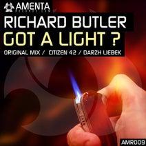 Richard Butler, Citizen 42, Darzh Liebek - Got A Light?