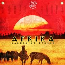 Red Sun, Harmonika - Afrika