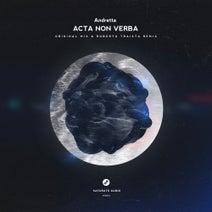 Andretta, Roberto Traista - Acta Non Verba