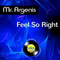 Mr. Argenis - Feel so Right