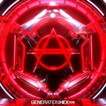 Jonas Aden, Krosses, Adrien Toma, Siks, High 'N' Rich - Generation HEX 009 E.P.