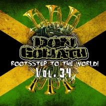 Don Goliath, Sheik General, Tunelon, Michela Grena, Burian Fyah, KingFly, Jamie Irie, Lordfayah - Rootsstep to the World, Vol. 34