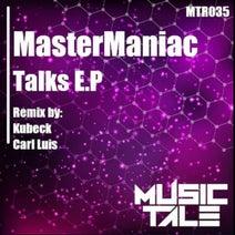 MasterManiac, Kubeck, Carl Luis - Nature Talks E.P