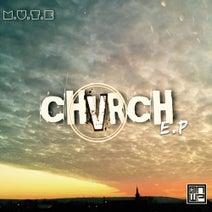 M.U.T.E - CHVRCH EP