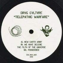Drvg Cvltvre - Telepathic Warfare