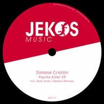 Simone Cristini, Mata Jones, Desanz - Psycho Killer EP