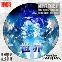 Alex Ortiz, Miguel Colmenares [PE], Basement Scene, Hoffman Groove, Yamil Delgado - El Mundo