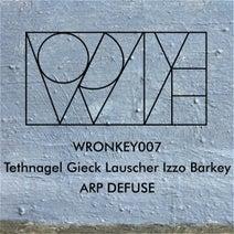 Peter Tethnagel, Andi Lauscher, Stefan Gieck, Markus Izzo, Roland Barkey - Arp Defuse
