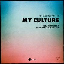 Mirco Niemeier, Raumakustik, DJ Lion - My Culture