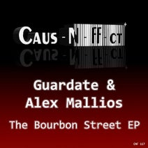 Guardate, Alex Mallios, DJ Friction, Basement Freaks - The Bourbon Street EP