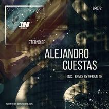 Alejandro Cuestas, velbarok - Eterno