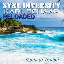 Sync Diversity, Karl Schaap, Friso Schaap, Veela, Martin Davey, Orbion, Lewis Viper, Danny Claire, Skypath, Karl Schaap, Enfortro, Gutti Putti, NEOS - Game of Trance(Reloaded)