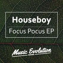 Houseboy - Focus Pocus