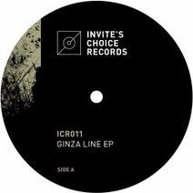 Invite - Ginza Line EP - ICR011