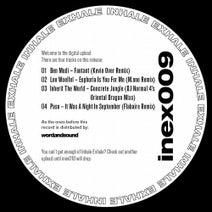 Ben Mudi, Leo Woelfel, Inherit The World, Paso, Kevin Oliver, M.ono, DJ Normal 4, Flabaire - InEx009 V/A Remix EP