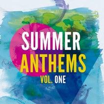 Joaquin Sanchiz, Cedric K, Abrahams, Romy Alison, Emil Hagstrom, Cedric K - Summer Anthems Vol. 1