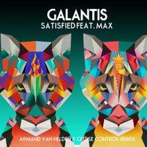 Armand Van Helden, Max, Galantis, Cruise Control - Satisfied (feat. MAX)