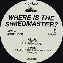 Liem, Eddie Ness - Where Is The Shredmaster?