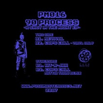 90 Process, Mattia Trani - A Shot in the night EP