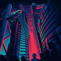 Phonetick, Mean Teeth, ParaDigitz, Meph - Cyberpunk EP