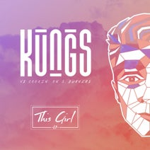 Cookin' On 3 Burners, Kungs, Fabich, Betical - This Girl - EP