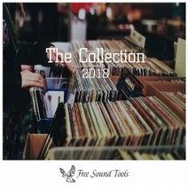 R-Mix, Internal Deep, Oblomov, Kiberu, Ucros, Echo Daft, 58MII, Franco Giacusa, Eraserlad - The Collection 2018