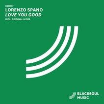 Lorenzo Spano - Love You Good