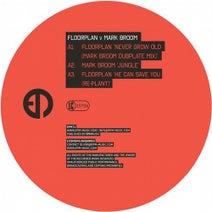 Mark Broom, Floorplan, Mark Broom - Floorplan v Mark Broom EP